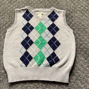 Kids size M 7/8 vest